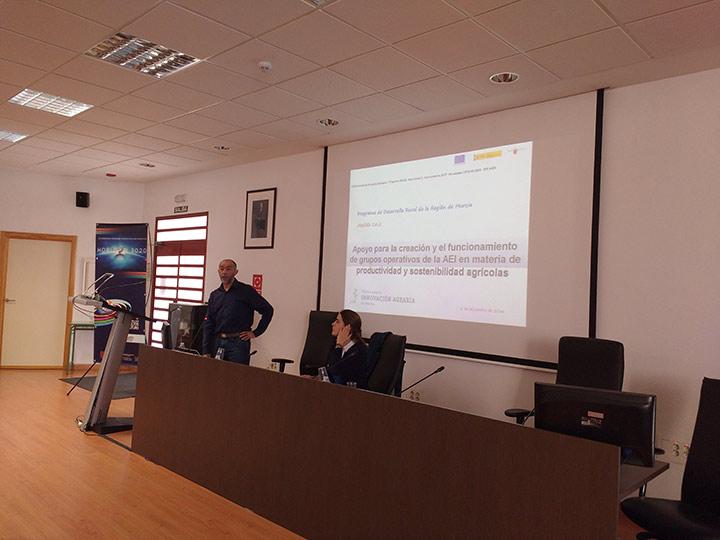 Jornada H2020 OPERUM en Murcia